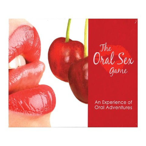 Oral Sex Game An Experience of Oral Adventures