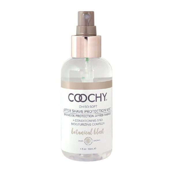 Coochy After Shave Protection Mist Botanical Blast 4 oz