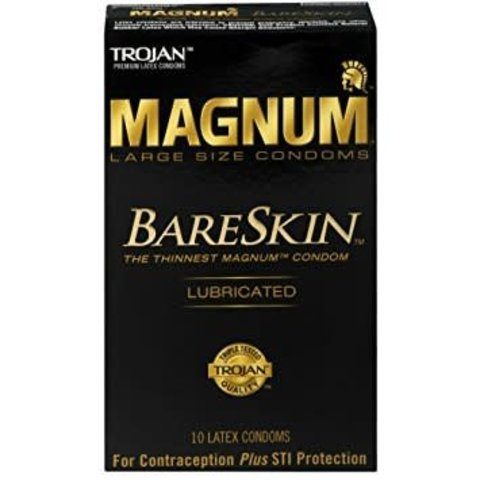 Magnum Bareskin Condom 10-pack