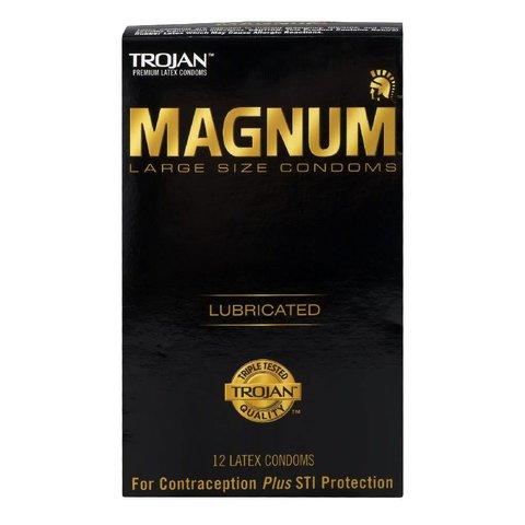 Magnum Condom 12-pack