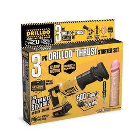 Rabbit Company DrillDo Thrust 3-Piece Starter Kit