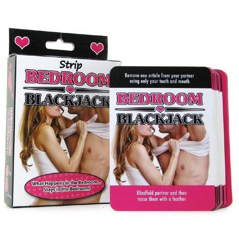 Strip Bedroom Blackjack