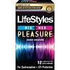 His & Her Pleasure Condoms 12pk