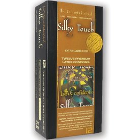 Durex L.A. Confidential Condom Silky Touch 12pk