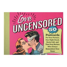 Workman Publishing Love Uncensored Coupons