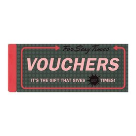 Knock Knock Vouchers for Sexy Times