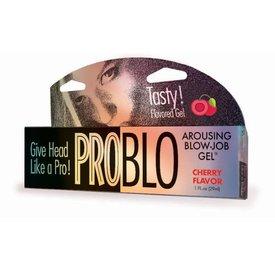 Little Genie ProBlo Cherry Oral Pleasure Gel 1.5oz