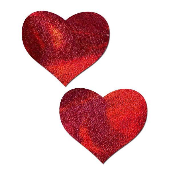 Pastease Liquid Red Heart Reusable Pasties