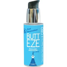 Body Action Butt Eze Cannaboid Gel 2oz