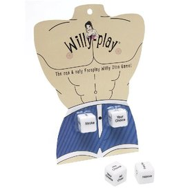 Ball & Chain Willy Play Dice Game