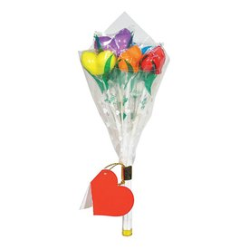 Candy Boob 6pc Bouquet