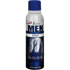 Nair Hair Removal Men's Spray 6oz