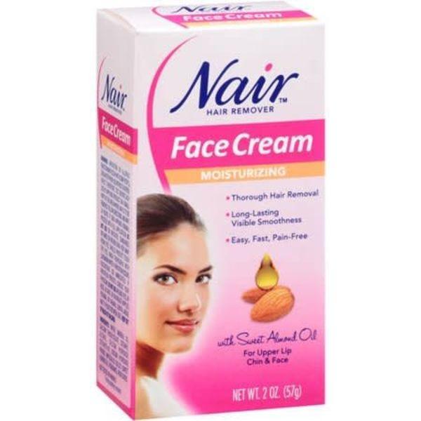 Nair Hair Removal Face Cream - 2oz