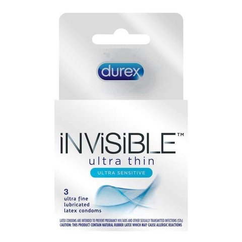 Invisible Condom 3 pack