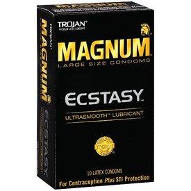 Trojan Magnum Ecstasy Condom 10-pack