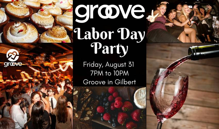 Groove Labor Day Party