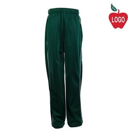 Soffe Green Track Pant #3245