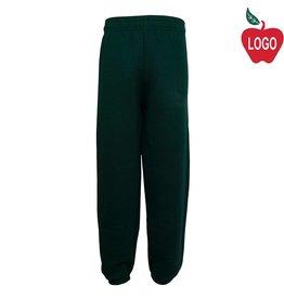 Soffe Green Sweatpant #9041