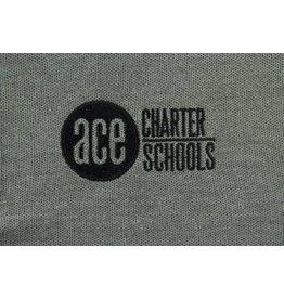 Jerzees Grey Half-Zip Sweatshirt #JER995