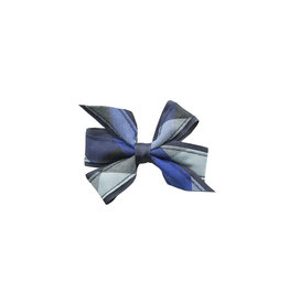 EE Dee Trim Hastings Plaid Mini Bow #FBE1M