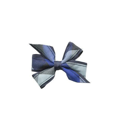 EE Dee Trim Hastings Plaid Mini Bow #FBE1M