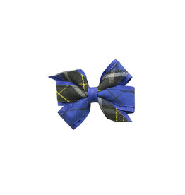 EE Dee Trim Mayfair Plaid #92 Mini Bow #FBE1M