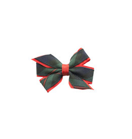 EE Dee Trim Lewis Plaid #88 Mini Bow #FBE1M