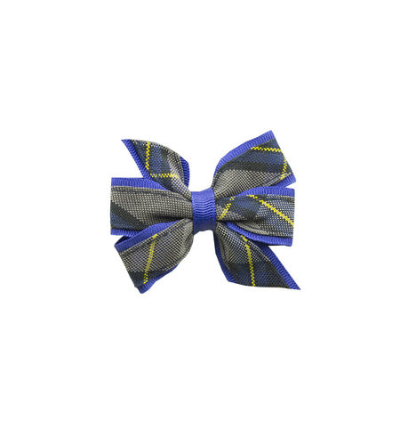 EE Dee Trim Daulton Plaid #87 Mini Bow #FBE1M
