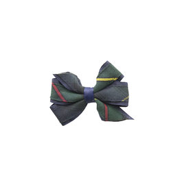 EE Dee Trim Belair Plaid #83 Mini Bow #FBE1M