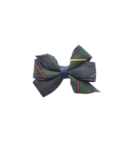 EE Dee Trim Belair Plaid #83 Mini Bow #FBE1M