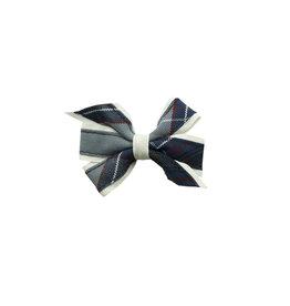 EE Dee Trim Dunbar Plaid #82 Mini Bow #FBE1M