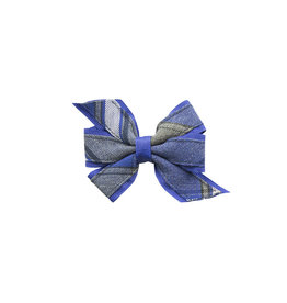 EE Dee Trim Graham Plaid #73 Mini Bow #FBE1M
