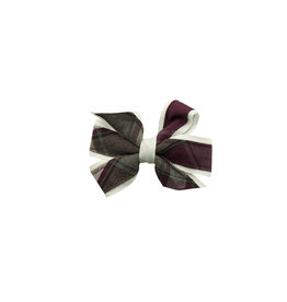 EE Dee Trim Rodrick Plaid #54 Mini Bow #FBE1M