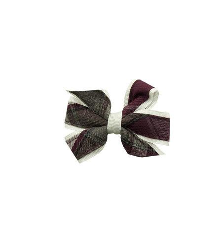 EE Dee Trim Rodrick Plaid #54 Mini Bow #FBE1M