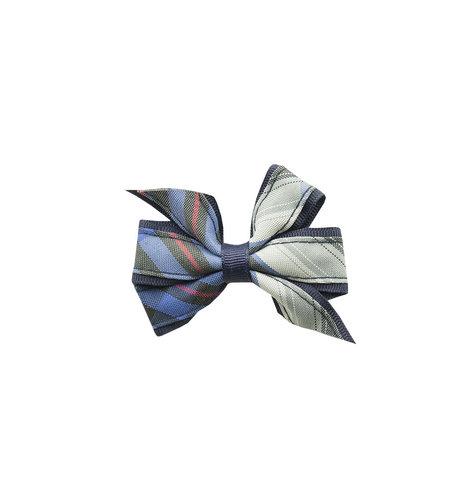 EE Dee Trim Windsor Plaid #31 Mini Bow #FBE1M
