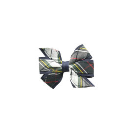 EE Dee Trim Marymount Plaid #8B Mini Bow #FBE1M