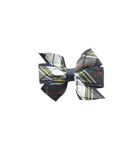 EE Dee Trim Marymount Plaid #8B Mini Bow #FBE1M