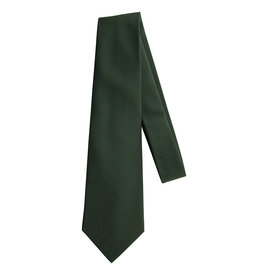 "EE Dee Trim Hunter Green 4-in-hand Tie size 52"" #FBE42"