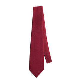 EE Dee Trim Red 4-in-hand Tie #FBE42