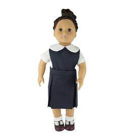 EE Dee Trim Navy Blue Doll Jumper #FBE130