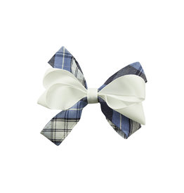 EE Dee Trim RR Plaid #76 Carnival Bow #FBE67