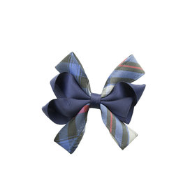 EE Dee Trim Windsor Plaid #31 Carnival Bow #FBE67