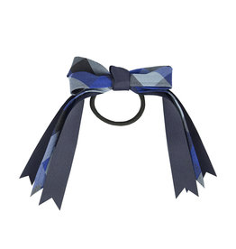 EE Dee Trim Hastings Plaid Loop Bow #FBE78M