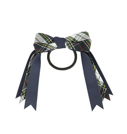 EE Dee Trim Marymount Plaid #8B Loop Bow #FBE78M