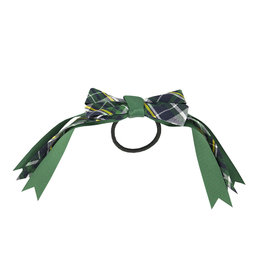 EE Dee Trim Christopher Plaid #1B Loop Bow #FBE78M