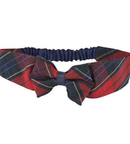 EE Dee Trim Woodland Plaid #94 Headband #FBE157