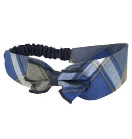 EE Dee Trim Graham Plaid #73 Headband #FBE157