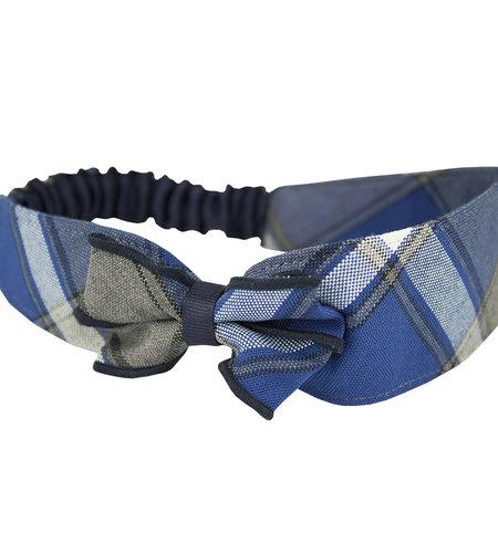 EE Dee Trim Graham Plaid #73 Headband #FBE157