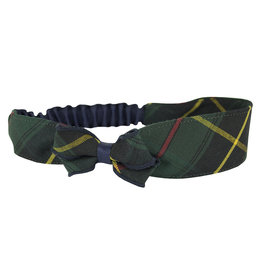 EE Dee Trim Aberdeen Plaid #5L Headband #FBE157