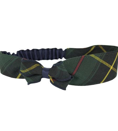 EE Dee Trim Aberdeen Plaid #5L Headband #FBE157